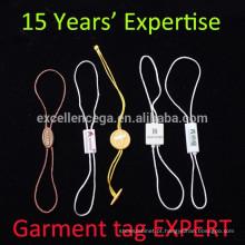 Fornecedor superior do tag de selo do vestuário para 15 anos
