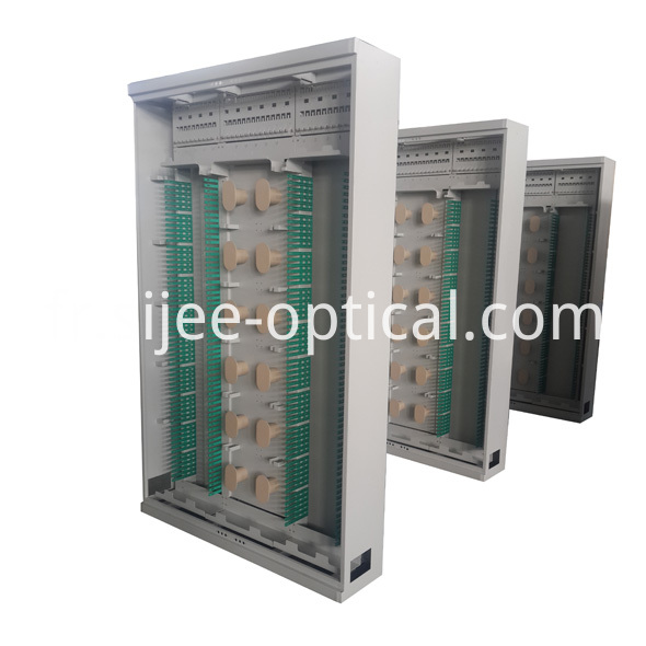 fiber optical patch panel