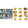 60 Toneladas por Dia Maize Fresadora com Degerminator de milho
