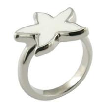Ring Design Star Ring Enamal Ring Polished