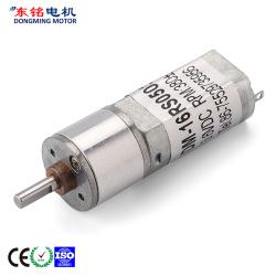 DM-16RS050 16mm 6v dc gear motor