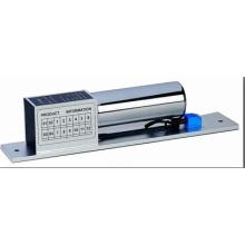 Zutrittskontrolle Niedrige Temperatur Elektrische Schiebebolzenverriegelung Optionale Signalausgabe und Zeitverzögerung für niedrige Kosten
