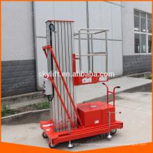 4-6m Aluminium hydraulic ladder
