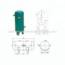 Réservoir récepteur de compresseur d'air en acier au carbone 18L