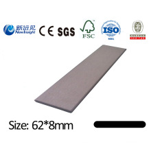 Placa de WPC Placa de WPC Composto plástico de madeira com CE SGS Fsc ISO (LHMA130)