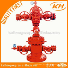 API X-mas Tree and christmas tree wellhead
