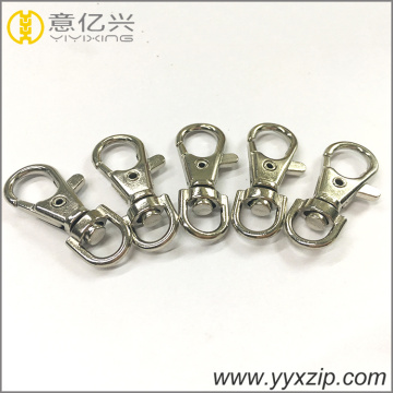 Zubehör Metall Loop Oval Ring Clips Haken