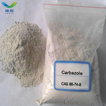 Organic Intermediate Carbazole with CAS 86-74-8