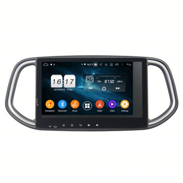 2 din head unit für KX3 2014 - 2017