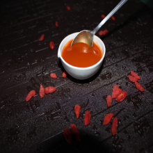 Ningxia High Quality Organic jus Goji Puree