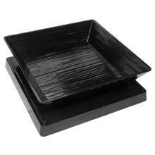 Vaisselle 100% en mélamine - Plat chaud (QQBK4315)