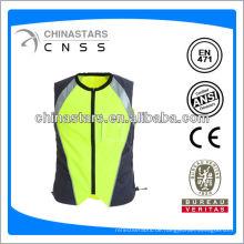 Fashion Design Sicherheitsweste für Straßensicherheit mit EN20471 Klebeband