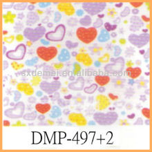 Heart design canvas fabric sale Outdoor fabric central