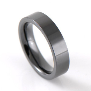 Zirconia Ceramic Ring White Smart Wearable Ring Parts