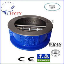 Wholesale tvt ductile iron flap check valve