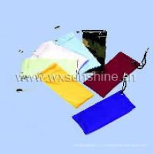 Мешочек из микрофибры для солнцезащитных очков (SP003)