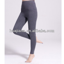 Fashion nahtlose Kaschmir-Leggings Frauen