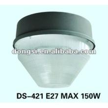 LED Canopy Luminarias de iluminación de garaje de plataforma baja