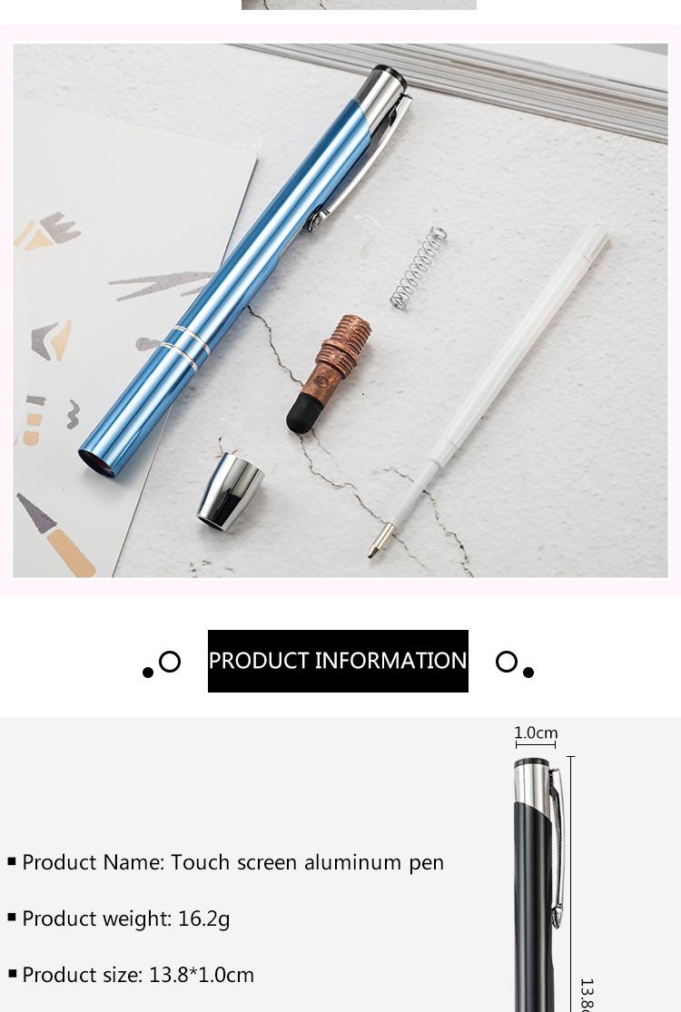 ballpoint gel pen