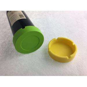 Green Yellow Silicone Wine Bottom Protector