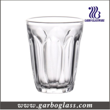 Lotus Flower Shape Glass Tumbler