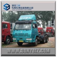 Shacman 6X4 380HP LHD Tracteur