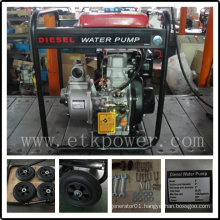 "2"" Diesel Water Pump with Good Quality Spare Parts"