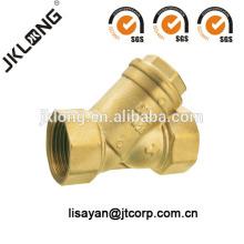 J5006 Forjando filtro de latão filtro de água válvula de água