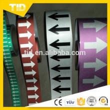 ПВХ светоотражающие ленты accow