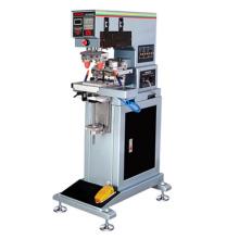 Cojín de taza de tinta automático máquina de impresión de etiqueta de ropa de máquina de impresión