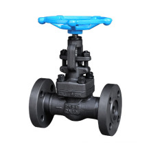 "Forged Flange Globe Valve with Stellite (1/2""-2"")"