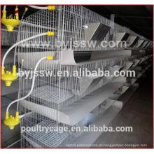 Bandejas de gaiola de coelho de plástico