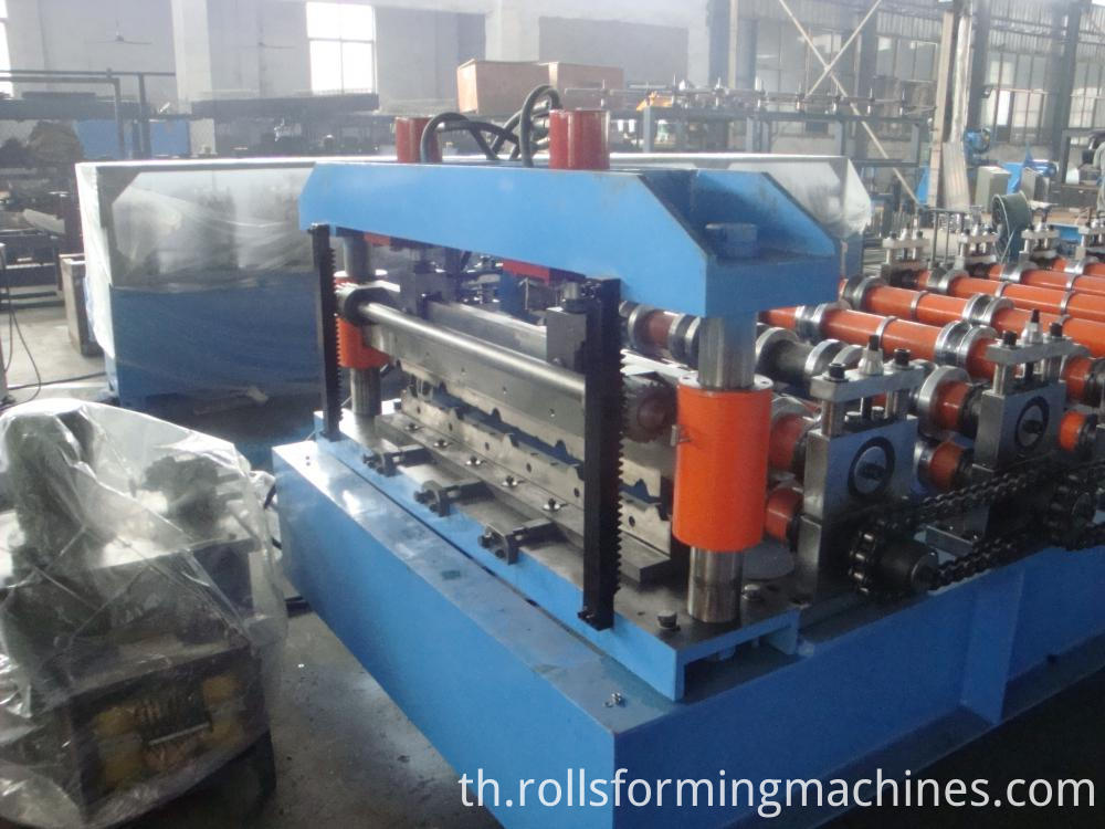 cold roll forming line