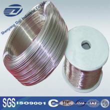 Diámetro de suministro 0.5-6.0mm Gr 10 Bobina de titanio