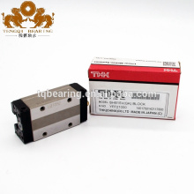 Japan Original THK SHS15V / SHS15 Linear Guide and Slide Block Bearing