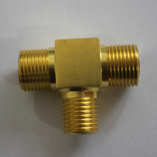 Cast And Machined Brass Pipe Fittings