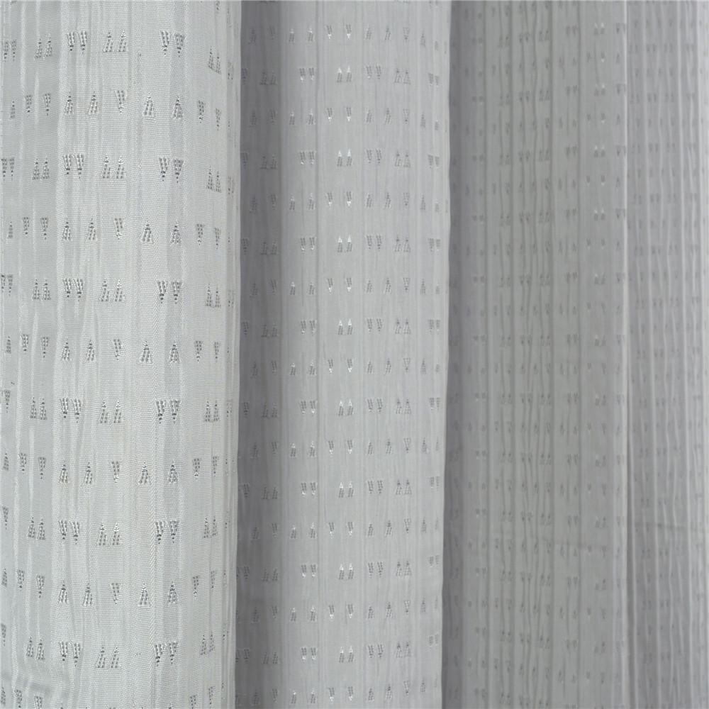 Jacquard Grommet Curtain