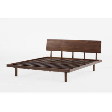Cama FAS Walnut Solid Wood