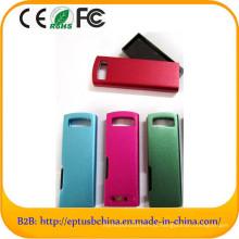USB colorido do metal de 2GB-16GB com logotipo feito sob encomenda (EM602)