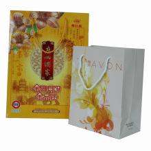 Цветная печать бумага подарок Сумка для покупок (SW407)