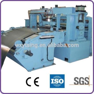 YTSING-YD-4826 a passé la bobine d'ISO & CE a coupé à la machine de longueur Prix bas / Bobine d'acier Coupez à la ligne de longueur /