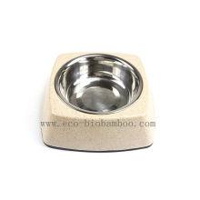 Бамбук волокна Pet питания Bowl (BC-PE6009)