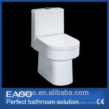 ЕАГО один кусок керамической вытянутые туалет washdown TA345