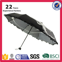 Hot 2017 All Kinds 3 Fold Custom Full Photo Printing Umbrella Make Your Own Umbrella