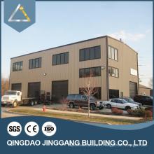 Bâtiment de l'hôtel de structure en acier de haute qualité