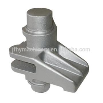 peças fundidas de máquinas de mineração de suporte de ferro fundido dúctil personalizado