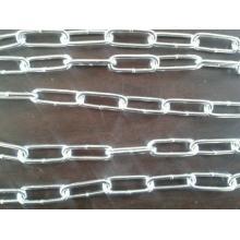 DIN5685 Iron Black Short/long Link Chain