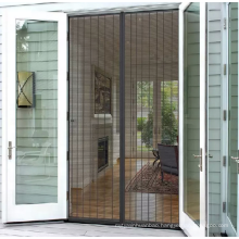 Strong Magnets Durable Fiberglass Mesh Mosquito Curtain Fits Door