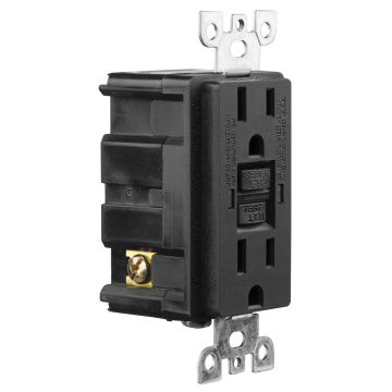 American GFCI 15A Receptacle Multi-functional Socket