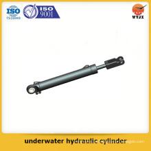 Calidad asegurada pistón tipo cilindro hidráulico submarino para marina